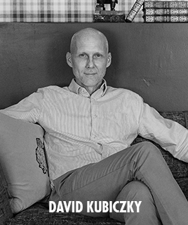<h1>David Kubiczky</h1><p>lorem ipsum dolor sit amet</p>