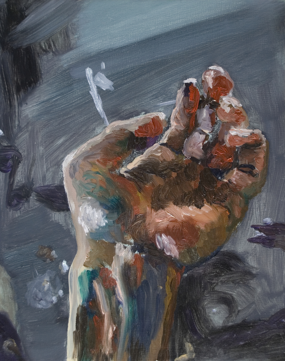 """Artist's Hand"""