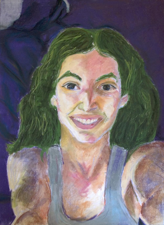 """""""Selfie Project #4, Angelica"""""""