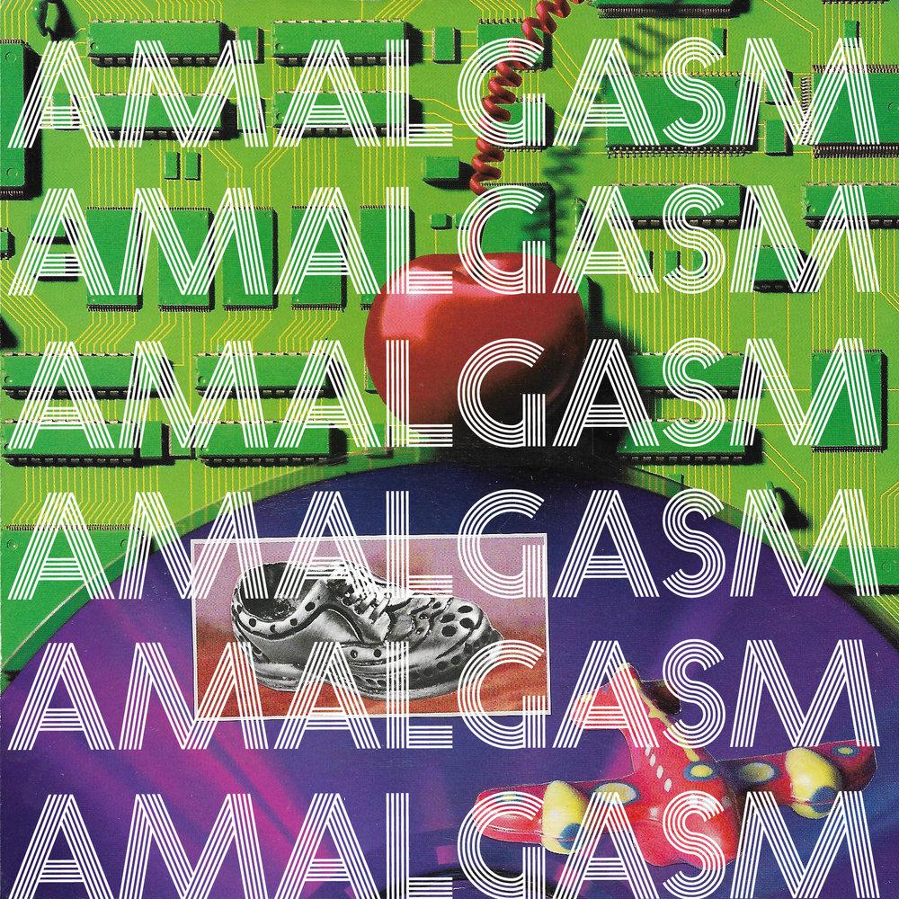 """AMALGASM"" cover art"