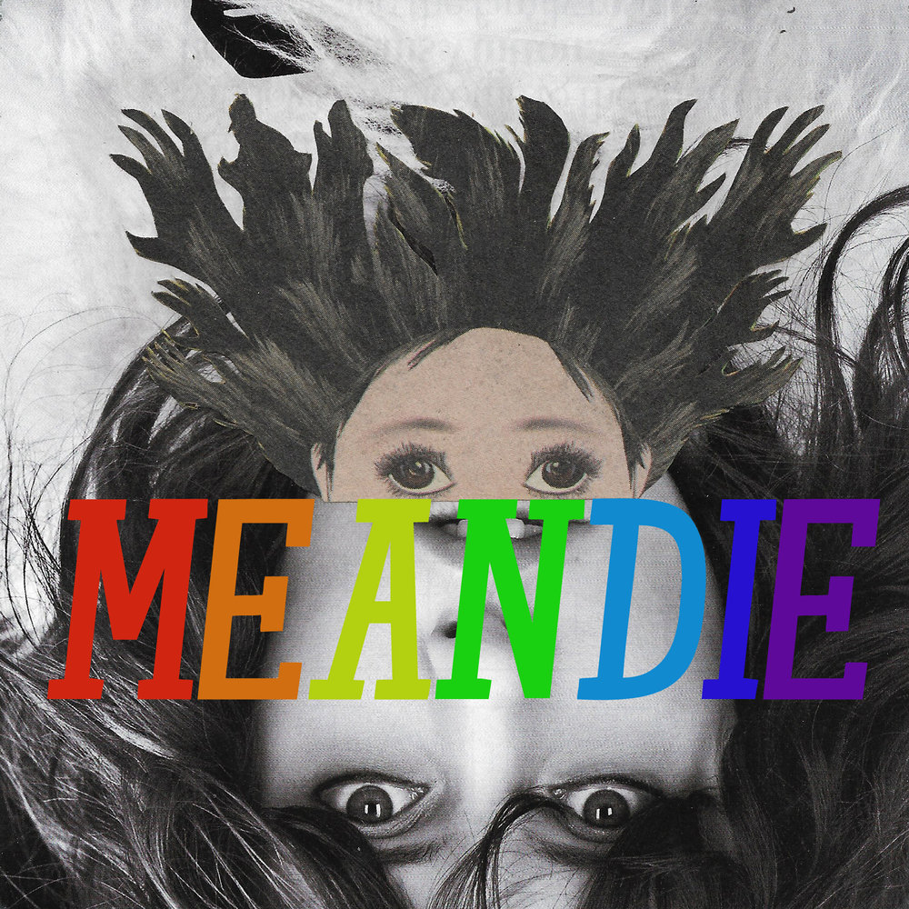 """MEANDIE"" cover art"