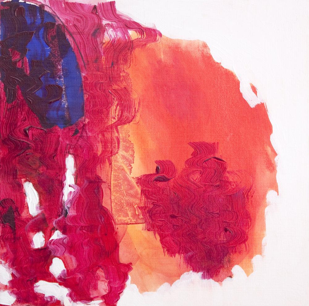 Square Composition in Color 3
