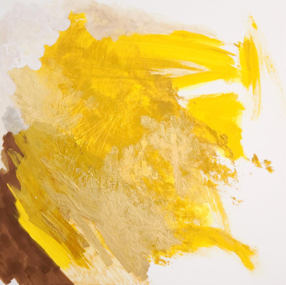 Square Composition in Color 11