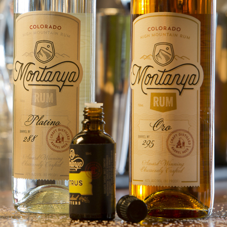 MONTANA RUM DISTILLERS CRESTED BUTTE