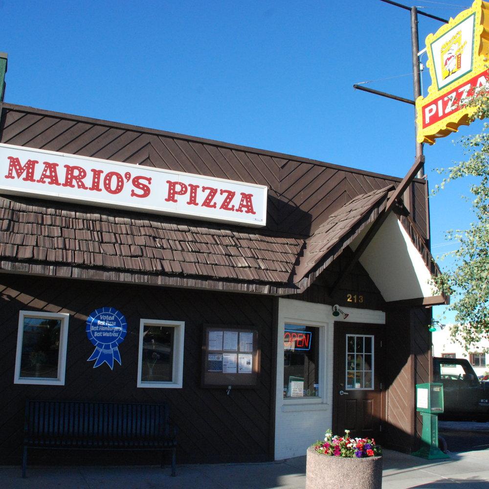 MARIO'S (Italian/Pizza)    GUNNISON