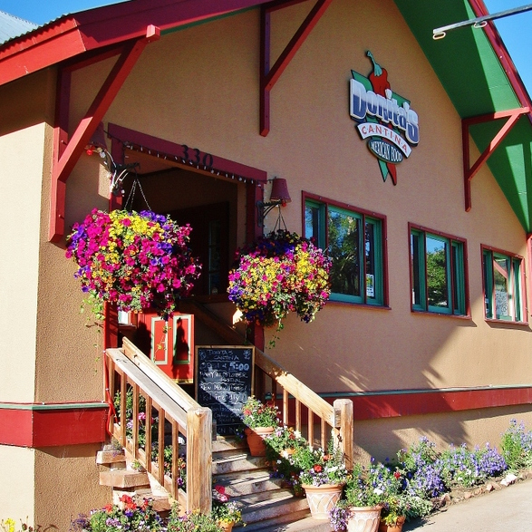 DONITA'S CANTINA (Mexican)     CRESTED BUTTE