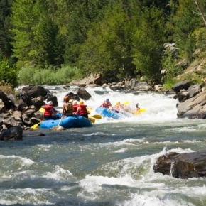 SCENIC RIVER TOURS (Rafting, Fishing, Rock Climbing, Zip-Line, Kayaking)