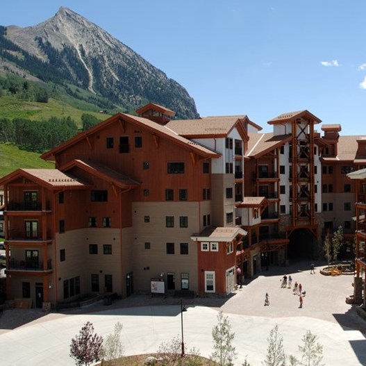 THE LODGE AT MOUNTAINEER SQUARE      620 Gothic Rd, Mt. Crested Butte, CO      OFFERS 20% CBMR DISCOUNT     ***THIS IS WHERE THE SHUTTLE TO & FROM THE WEDDING WILL PICK UP & DROP OFF***