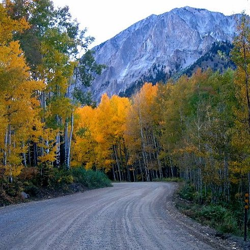 KEBLER PASS - Mountain Drive                          Crested Butte
