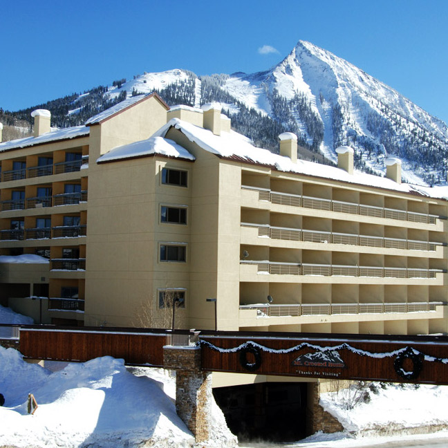 ELEVATION HOTEL      500 Gothic Rd, Mt.     Crested Butte, CO 81224     *WALKING DISTANCE FROM SHUTTLE PICK UP & DROP OFF*