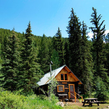 PIONEER GUEST CABINS      2094 Cement Creek Rd, Crested Butte, CO 81224