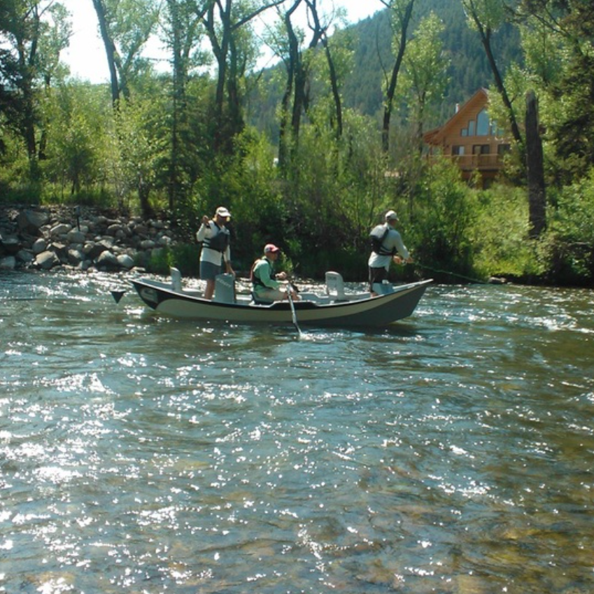 HIGH MOUNTAIN DRIFTERS FISHING Gunnison