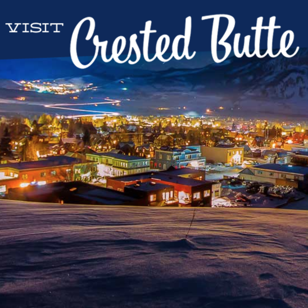 """VISIT CRESTED BUTTE"" WEBSITE"