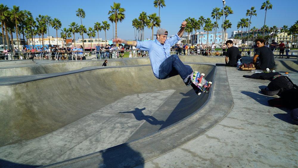 Venice Chris Skater