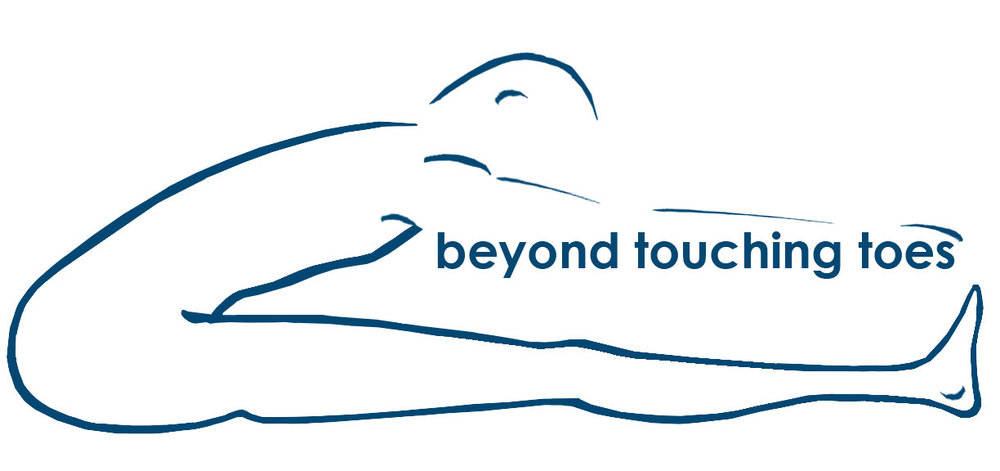 BEYOND TOUCHING TOES - LOGO