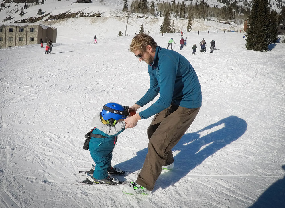 5039922255b3 Teaching a Toddler to Ski — Brooke Froelich