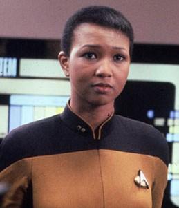Fun Fact: Jemison stared on Star Trek: The Next Generation!