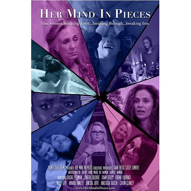 It is a pleasure to have #joyshortfilm join so many other stories  empowering women in the anthology Her Mind In Pieces! We premiere at the TCL Chinese Theater this Friday at the Golden Gate Film Festival. Ticket link in bio! @hermindinpieces #hermindinpieces💃🏽👊🏼
