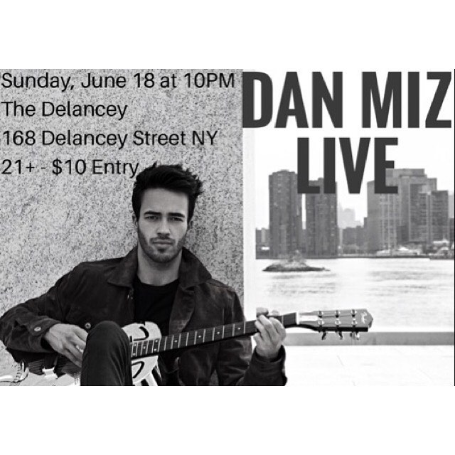 Excited to announce that I'll be playing at the Delancey this Sunday. Looking forward to seeing you all there! #DMusic
