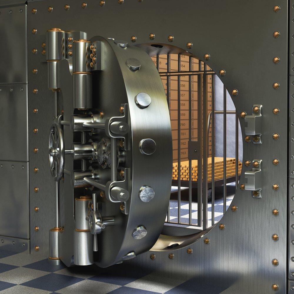 The Vault Escape Room