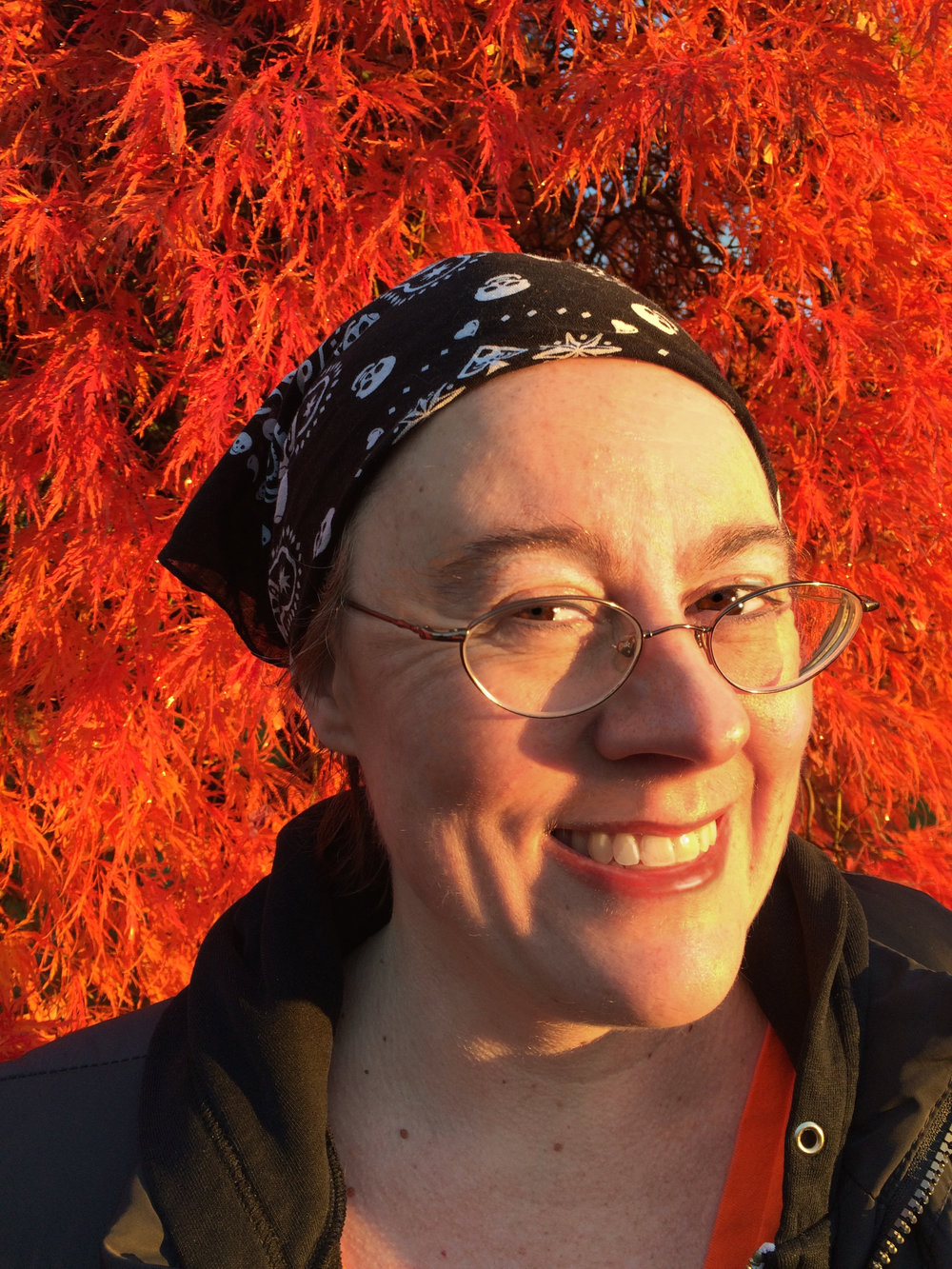 Nicole Kimberling, Editor in Chief