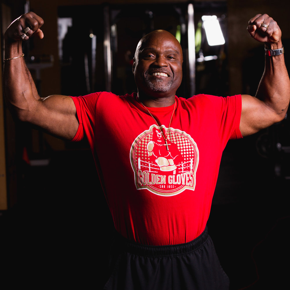 COACH WILLIE - WEIGHT TRAININGWillie a certified personal trainer for 18 years. Willie started his health journey at age 16 years of age and went on to compete and win Mr.Teenage Tallahassee at age 18 years old. Willie has also competed in the sport of powerlifting , for 12  years. Willie enjoys when his clients achieve their fitness goals. At age 56 Willie's motivation is still seeing clients do well in fitness and in life.