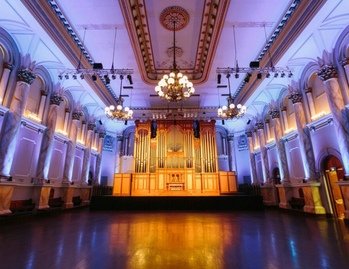 Adelaide Town Hall (Gala Concert ~ 24th July 2017)