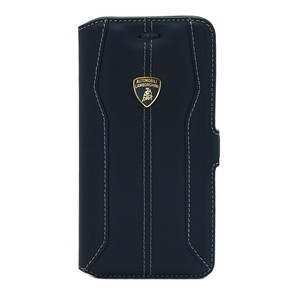 iPhone 6 Leather Black Case