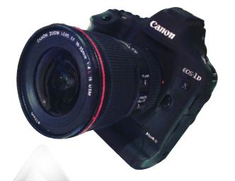 MEGA CAM : Canon EOS-1D X Mark II
