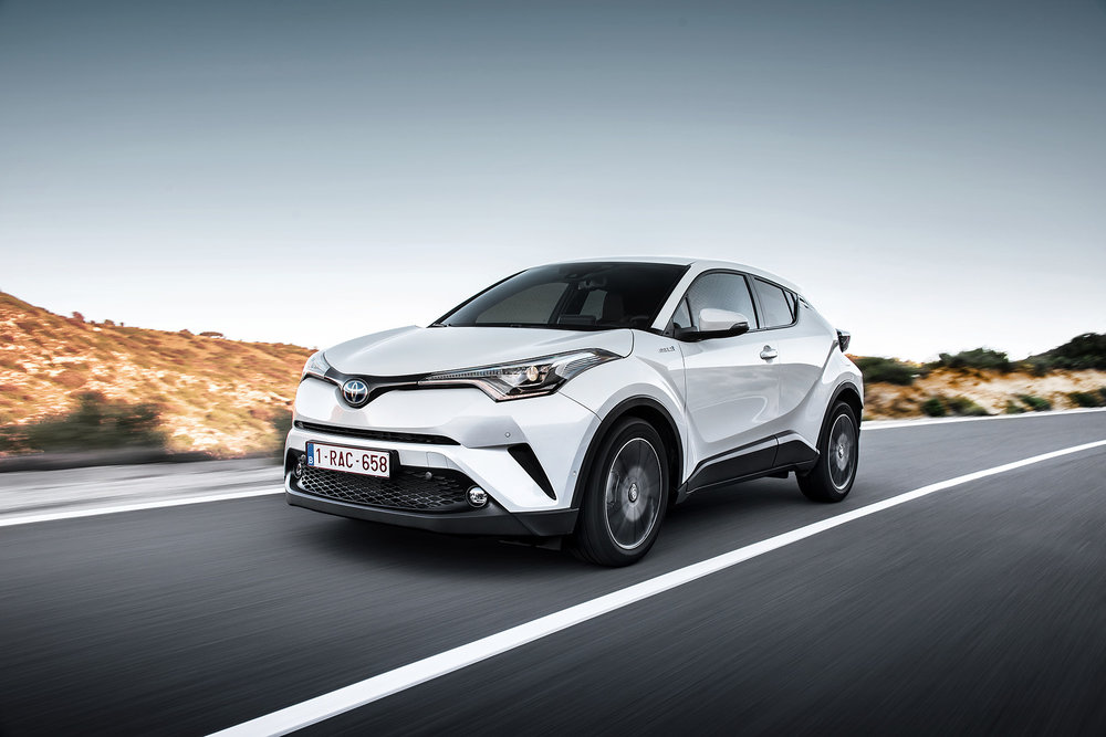 TO SELL OR NOT TO SELL   TOYOTA C-HR