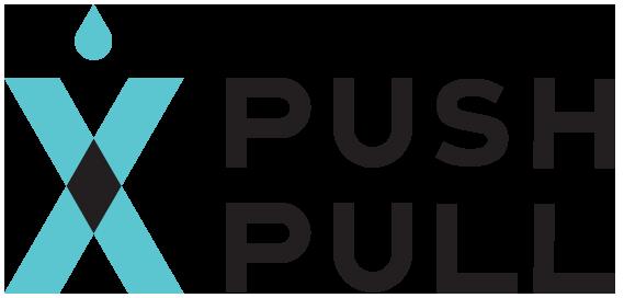 push x pull