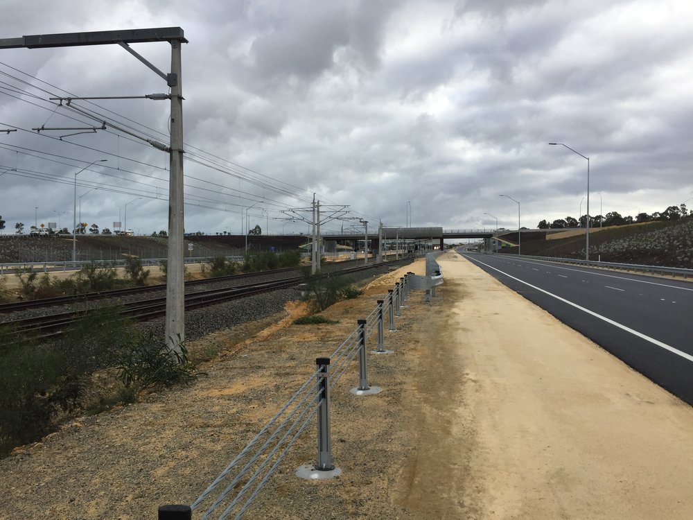 Mitchell Freeway Hester Avenue opening - let's extend it further!