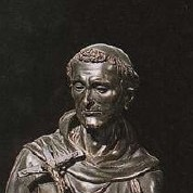 Donatello's Saint Francis, Padua, said to be based on a death mask of the saint