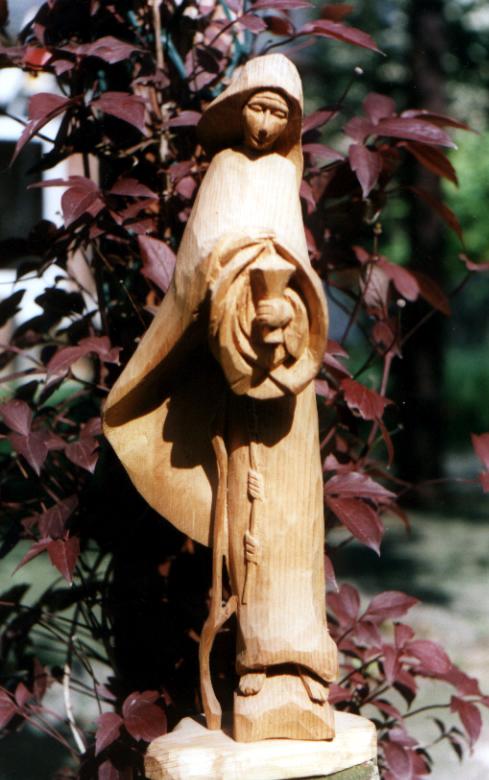 Benedict on St Clare