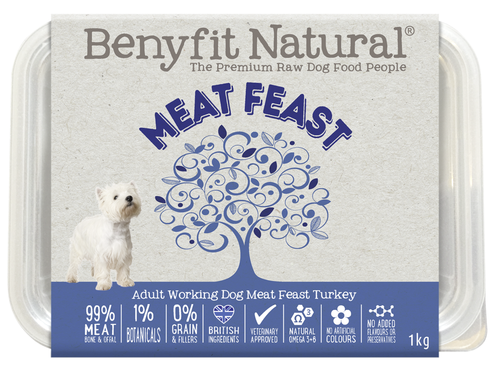 Benyfit Natural_Meat Feast_Turkey_1kg.png