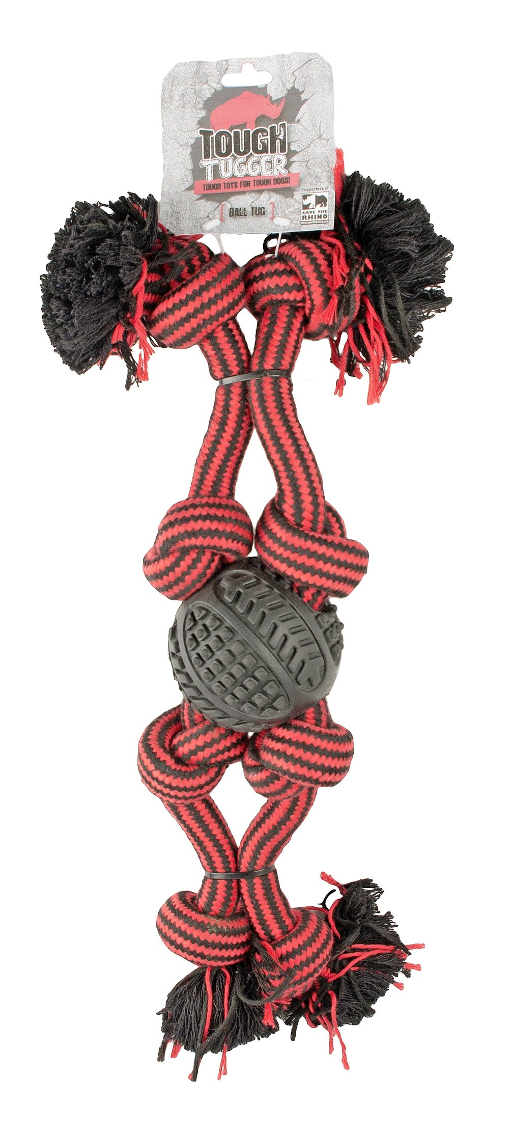 The Ball Tug from Pet Brands