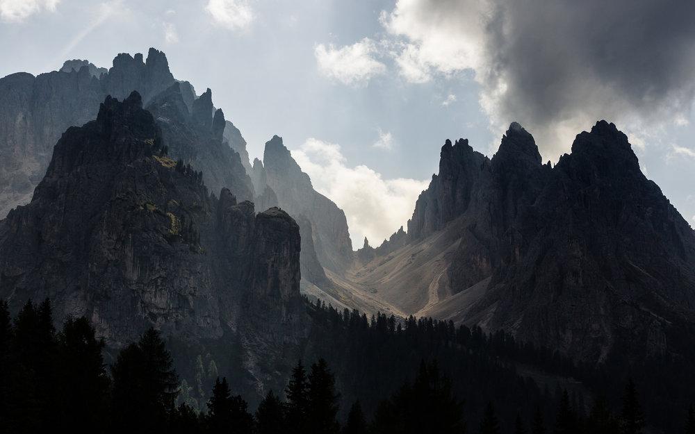 Torre Di Diavolo - Dolomites
