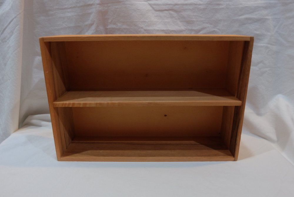 DOUBLE SHELF S$8.00