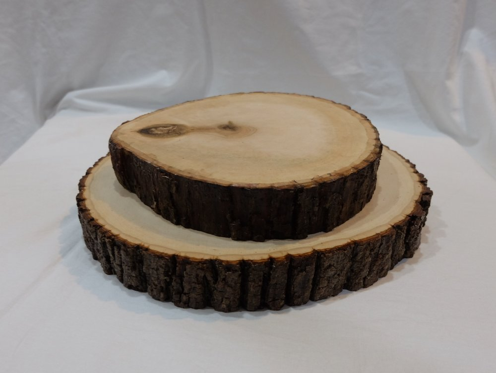 WOODEN STUMP  SMALL: S$8.00 LARGE:S$12.00