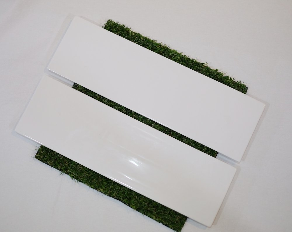 RECTANGLE PLATE S$7.00 EACH