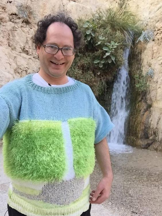 Sweater goals: Wearable travel stories of Sam Barsky | prettyugly.eu