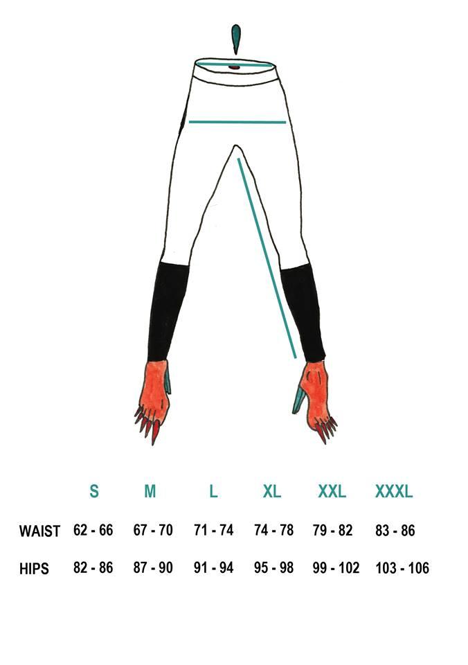 pretty ugly blog leggings