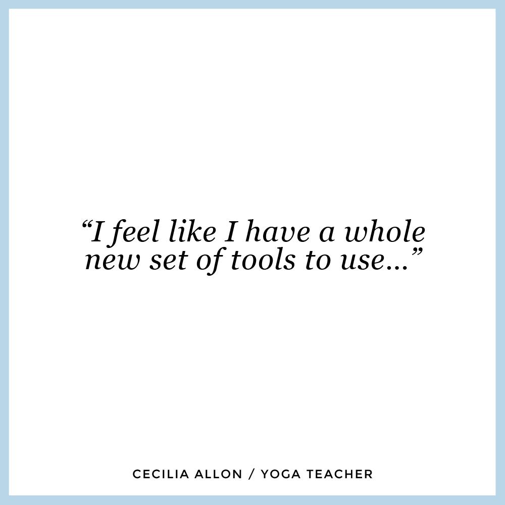 Cecilia Allon