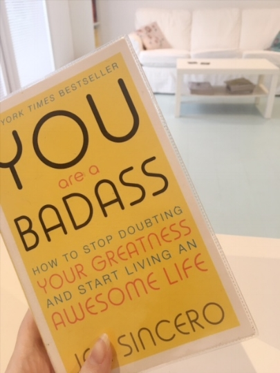 You Are A Badass - Oh yes I am...apparently! I LOVED this book by Jen Sincero, it's funny, informative, inspirational and really makes you think. It had me doing a lot of hard thinking about decisions I make and whether they are rooted in real belief in myself or whether I still let self-doubt hold me back sometimes. The Answer: yep, I'm still hesitant at times to show up fully, but am working on it and growing more badass every day! Well worth adding to your reading list.