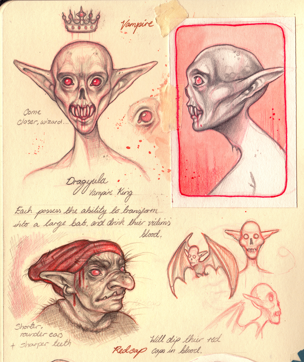 Dragyula, the Vampire King of Bedegraine beckons you closer… He will offer his allegiance and send his minions off to fight for you…if you're willing to make a small donation first.