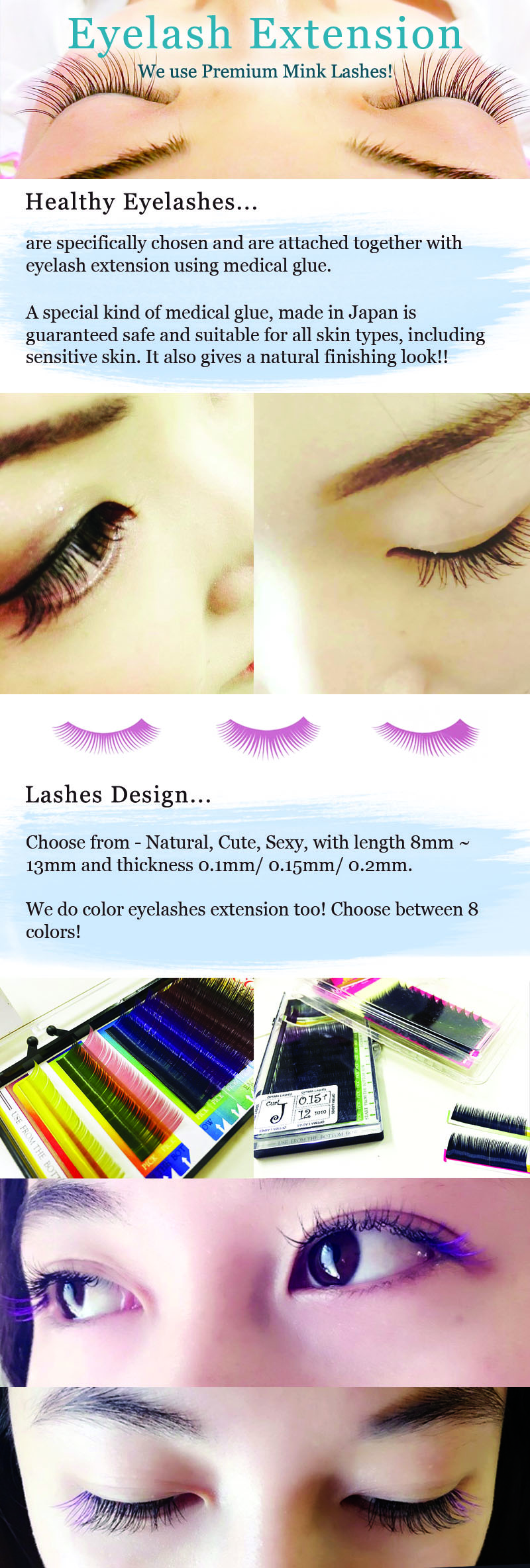 Eyelash Queens Market Japanese Beauty Care Singapore