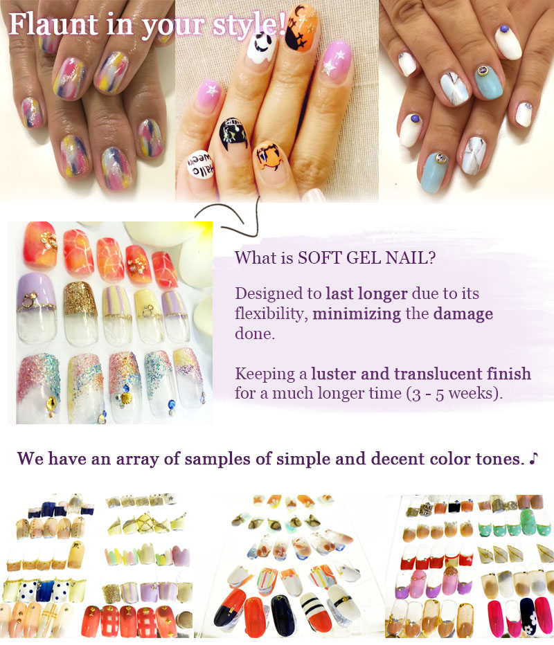 Nail — Queen\'s Market | Japanese Beauty Care Singapore