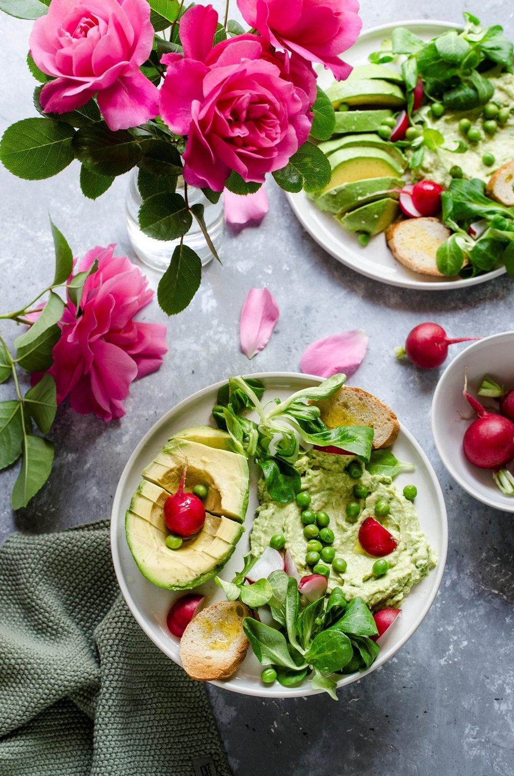 Pea hummus with avocado and radishes.jpg