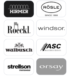 Selected workshoped brands.