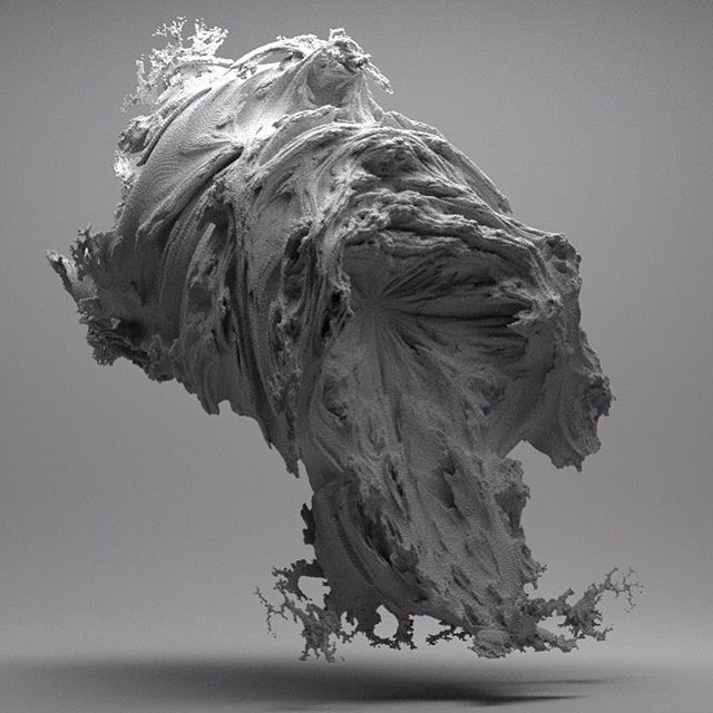 Procedural #3D #vfx #pingovanderb #arnoldrender #cinema4d
